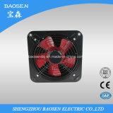 Quadratischer energiesparender Ventilator mit innerem Läufer