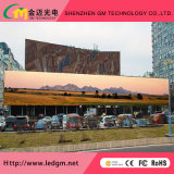 P10/P16 LED Fullcolor Outdoor/LED de Publicidade Video wall/Board
