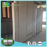 El panel de pared compuesto de emparedado de los materiales de construcción con la tarjeta de Sillicate del calcio