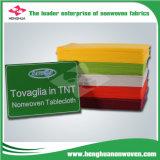 Tela de matéria têxtil não tecida do Polypropylene por atacado TNT