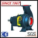 Pompe ouverte de pulpe de papier de turbine de centrifugeur chimique duplex d'acier inoxydable