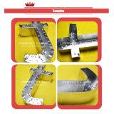 Métal 3D Lettre de canal des signes de la publicité Flanging plieuse en aluminium
