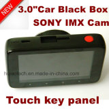 2017 новый ID 3.0inch Car DVR с маршрута слежения GPS Car панели камеры, карты Google воспроизведения, GPS Logger автомобильный цифровой видеорегистратор DVR-2709
