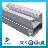 Perfil de alumínio dianteiro da extrusão da loja para o mercado de África do Sul