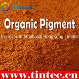 Naranja 64 del pigmento para el plástico de la capa