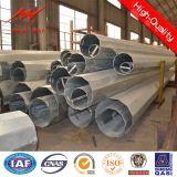 アフリカの電気プロジェクトのための8m 10kn鋼鉄電信柱