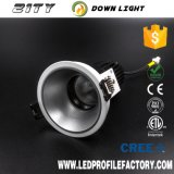 Recorte de 55 mm Downlight LED de la COB, Downlight LED 3W, Downlight LED 60W