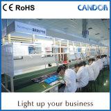 2017 Venda quente fabricados na China Candura Shanghai de alta qualidade de fábrica e o Índice de reprodução de cores de 24V/12V Iluminação do Tubo de LED