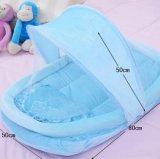 아기 제품 아기 안전 룸 Foldable Yurt 음악 모기장