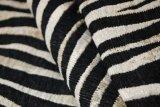 Ткань украшения софы синеля типа зебры