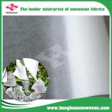 Tessuto del Nonwoven di alta qualità 100% pp Spunbond del rifornimento della fabbrica