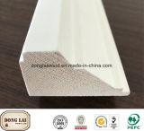 Finger Joint Wood Frame de porte de plafond