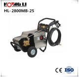 Máquina de lavar de alta pressão elétrica portátil 7.5kw (HL-2800MB-25)