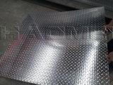 Piatto di alluminio dell'impronta della Pattino-Prova (per il fante di marina 5083)
