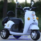 La motocicleta eléctrica de 2017 nuevos del estilo niños eléctricos de los juguetes embroma la motocicleta