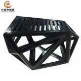 Заливки формы насоса поставщика лоток решетки изготовленный на заказ алюминиевый