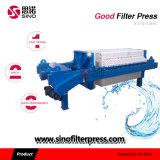 China PP hidráulicos ahuecó fabricantes de la prensa de filtro de placa