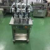 Mzh-F 4 perfume engarrafado semiautomático do bico da máquina de enchimento