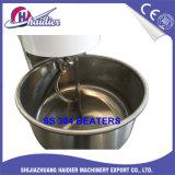 De commerciële 50kg Mixer Van uitstekende kwaliteit van het Voedsel van het Brood van de Capaciteit Spiraalvormige Industriële voor Verkoop