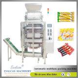 Multi righe automatiche inserimento di pomodoro, inserimento del miele della spremuta, macchina imballatrice di riempimento del sacchetto del pacchetto liquido del sacchetto