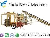 機械を作るフルオートのコンクリートブロック