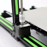 Les tailles importantes d'Anet de mise à niveau faciles assemblent l'imprimante de l'aluminium E10 3D