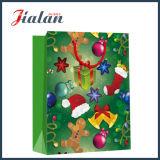Le prix usine d'OEM a bon marché fait à des ventes en gros seul Noël le sac de papier
