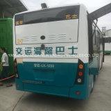Vehículo de pasajeros eléctrico del omnibus del alto rendimiento pequeño