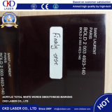 Macchina UV della marcatura dell'indicatore del laser per la marcatura del nero dell'inchiostro