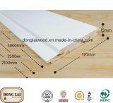 Planchers de bois de sapin chinois d'accessoires de panneau mural