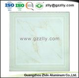 A decoração do Prédio fácil de limpar Alumínio material polimérico de forro de teto