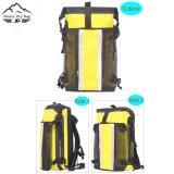 ハイキングのための多機能500d PVC防水軽量のFoldableバックパック袋