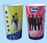아이들의 플라스틱 컵 (R-3D069)를 광고하는 3D