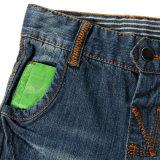 Calças de brim agradáveis da qualidade dos miúdos (MYX0001)
