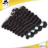 10A cheveux humains brésiliens du cheveu 100%