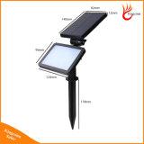 Sonnenenergie-Garten-Licht-im Freien Solarrasen-Licht