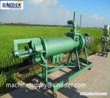 肥料の固体液体の分離器の機械装置の供給