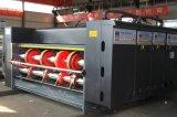 Machine de entaillage et de découpage d'impression de carton de carton