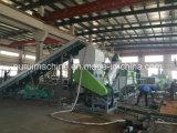 Los residuos agrícolas PP/película PE reciclado Lavadora