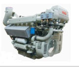 Motor de Deutz Tbd234V6 para la propulsión principal marina y el auxiliar