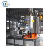 Calor plástico del polvo y máquina fría del mezclador