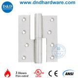Lift-off de aço inoxidável articulada para portas de madeira