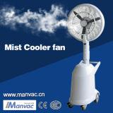 Bens móveis humidificador Arrefecedor de ar do ventilador de neblina no exterior