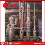 des Rückfluss-100L kupferne Spalte Wodka-des Destillierapparat-16plates destillieren Gerät