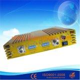 75dB GSM WCDMA de Dubbele Repeater van uitstekende kwaliteit van het Signaal van de Band Mobiele
