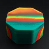 FDA van de fabrikant Container van de SCHAR van het Silicone de Rokende die voor Distributie Wholesales wordt geplaatst