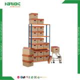 Sistema resistente da cremalheira do armazenamento do armazém