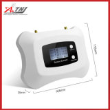 Amplificador móvil elegante de la señal del teléfono celular del aumentador de presión de la señal de DCS 1800MHz de la venda de la señal para 2g 4G