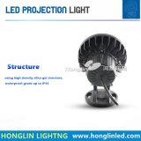 Venta caliente iluminación paisaje exterior proyector LED 9W