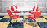 普及したデザインPUの革食堂の椅子、Fs90033